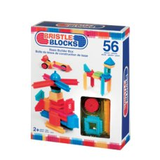 Bristle Blocks 56 conjunto de piezas