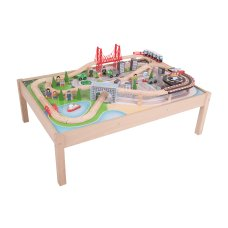Mesa de tren BigJigs City