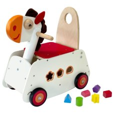 Soy Toy Carriage Horse con función Swing.
