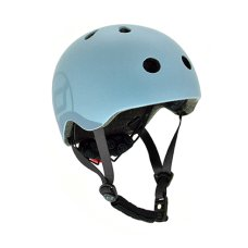 Scoot and Ride Casco S Steel