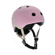 Scoot and Ride Casco XS Rose