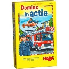Haba Game Domino en Acción