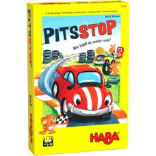 Haba Game Pitsstop