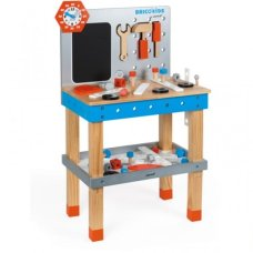 Janod Workbench Bricokids