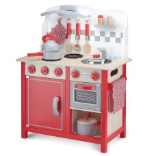 Nuevo Classic Toys Kitchen Bon Appetit Red