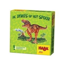 Haba Game The Dino's en la pista