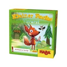 Haba juego Little Fox Animal Doctor