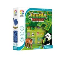 Juegos inteligentes Hide and Seek Jungle