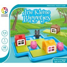 Smart Games 3 Little Piglets