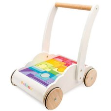 Le toy of Blocks carro Rainbow Nube