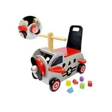 Soy Toy Carriage Plane