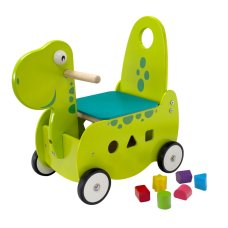 Soy Toy Carriage Sort Dino