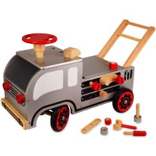 Soy Toy Carriage Truck Great