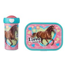 School Cup y Lunchbox My Horse