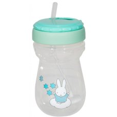 Miffy Taza de paja 360ml Menta