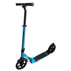 Move scooter plegable 200mm ruedas azul Deluxe