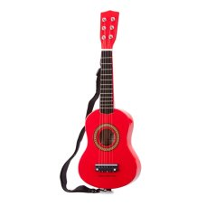 Nuevo Classic Toys Guitar Red