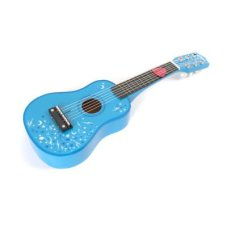 Tidlo Guitar Blue