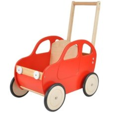 Playwood Carriage Car Rojo