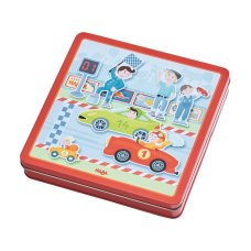 Haba Magnetic Box Fast Sports Cars