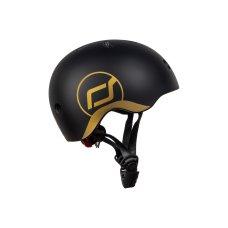Scoot and Ride Casco XS oro