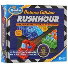 Segunda oportunidad - ThinkFun Rush Hour - Rushhour Deluxe