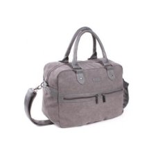 Kidzroom Nursery Bag / Diaper Bag Ready Gray
