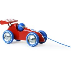 Vilac Trekfiguur Race car Red