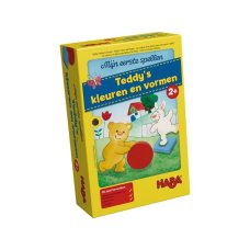 Haba juego teddy's colors and shapes